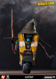 Borderlands 2 - Claptrap Deluxe Action Figure Set