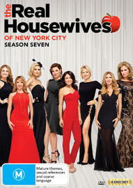 Real Housewives of New York - Season Seven on DVD