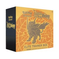 Pokemon TCG Ultra Prism Elite Trainer Box: Dusk Mane Necrozma