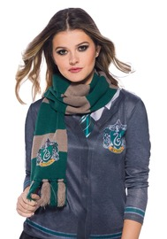 Slytherin Deluxe Scarf - One Size