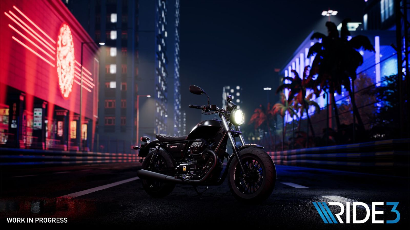 Ride 3 for PS4 image