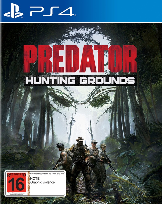 Predator: Hunting Grounds for PS4