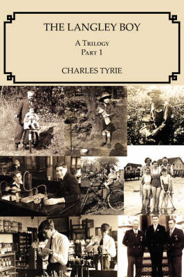 The Langley Boy by Charles Tyrie image