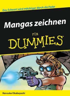 Mangas Zeichnen Fur Dummies by Kensuke Okabayashi image