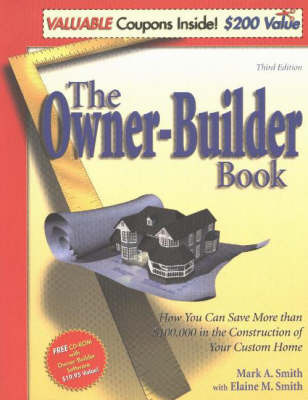 The Owner-Builder Book by Mark A Smith image