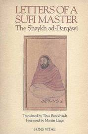 Letters of a Sufi Master by Ad-Darqawi,Shaikh al-'Arabi image