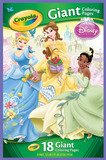 Crayola: Disney Princess Giant Colouring Pages