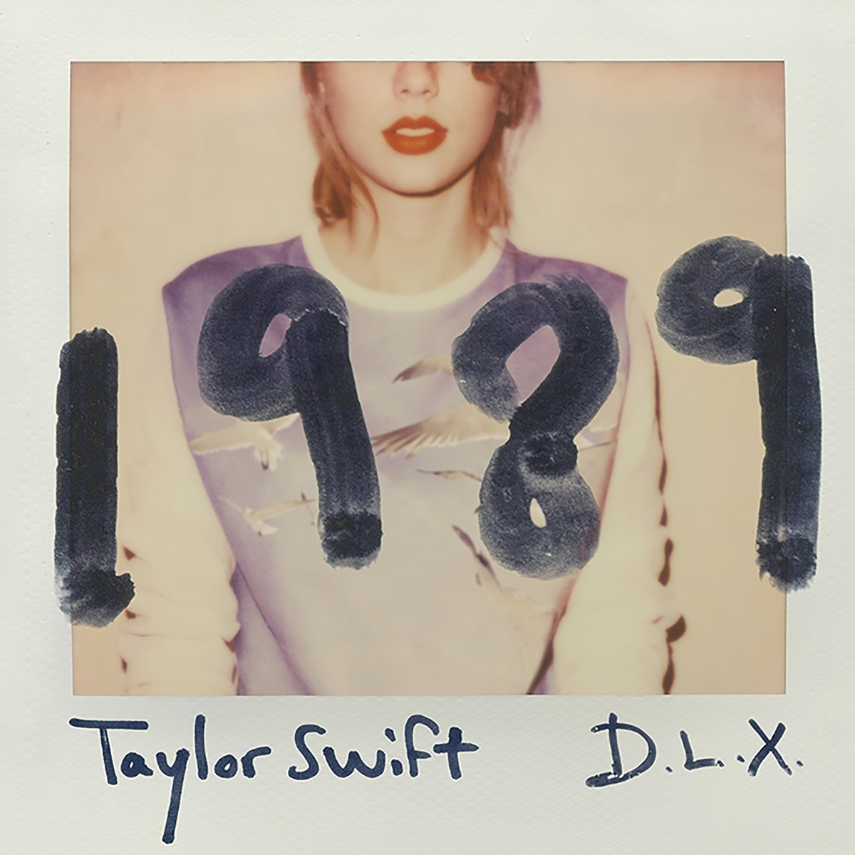 1989 (Deluxe Edition) by Taylor Swift image