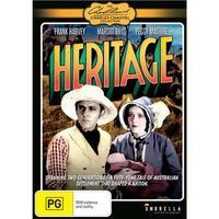 Heritage on DVD