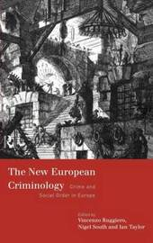 The New European Criminology image