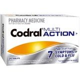 Codral Multi Action Cold & Flu (24's)