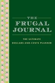 The Frugal Journal: The Ultimate Dollar and Cents Planner image
