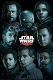 Star Wars Rogue One Characters Maxi Poster (640)