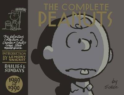 The Complete Peanuts 1989-1990 by Charles M Schulz image
