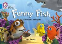 Funny Fish by Michaela Morgan image