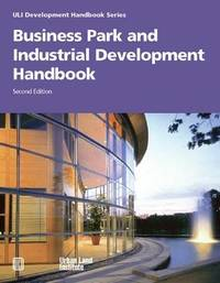Business Park and Industrial Development Handbook by Anne Frej image