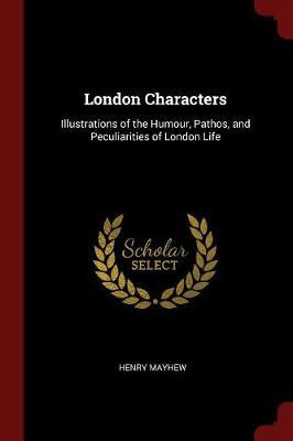 London Characters by Henry Mayhew image