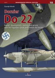 Dornier Do 22 by Djordje Nikolic