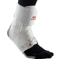 McDavid 195R White Ankle Brace (X Small)