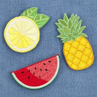 Sunnylife Party Badges - Fruit Salad