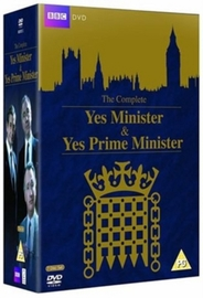 Complete Minister Boxset on DVD