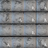 Tablescapes Tiles: Scrap Yard (24 tile set) image