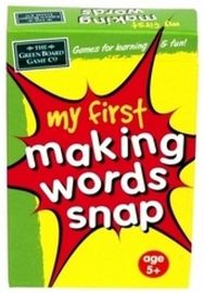 Snap: Making Words Snap image