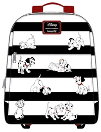 Loungefly: 101 Dalmatians Mini Backpack - Stripes & Pups