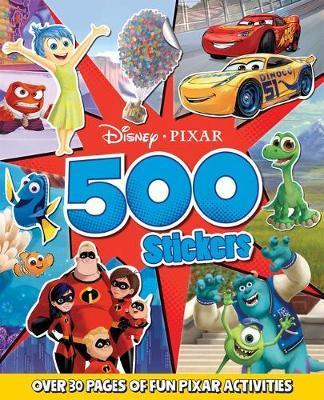 Disney Pixar: 500 Stickers