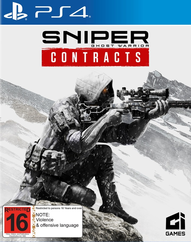 Sniper: Ghost Warrior Contracts for PS4