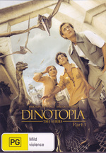 Dinotopia - The Series: Part 1 (2 Disc Set) on DVD