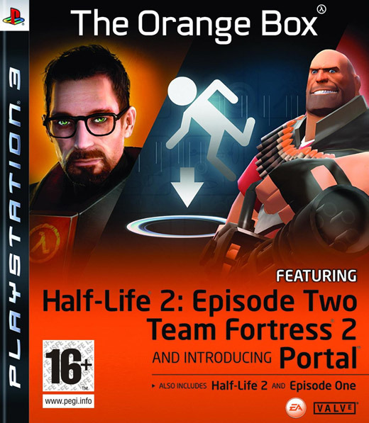 Half-Life 2: The Orange Box for PS3 image