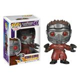 Guardians of the Galaxy - Star-Lord Pop! Bobble Vinyl Figure