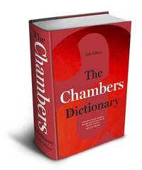 The Chambers Dictionary (13th Edition) by . Chambers image