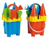 Summertime - Cone Castle Bucket Set
