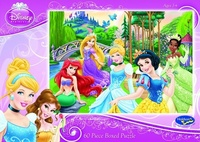 Holdson: 60pce Puzzles - Disney Princess Fun with Friends