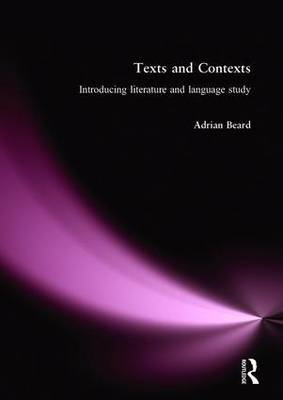 Texts and Contexts by Adrian Beard image