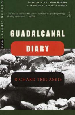Guadalcanal Diary by Richard Tregaskis