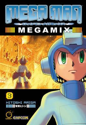 Mega Man Megamix Volume 3 by Hitoshi Ariga