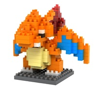 LOZ Blocks - Mini Charizard