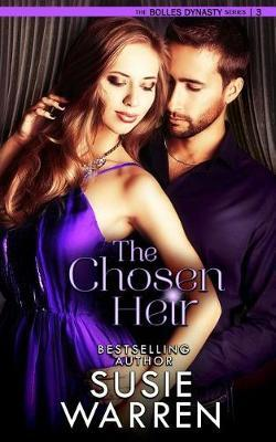 The Chosen Heir by Susie Warren image