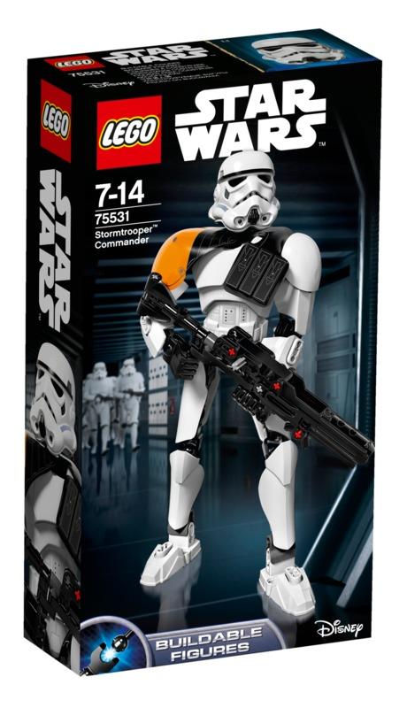 LEGO Star Wars - Stormtrooper Commander (75531)