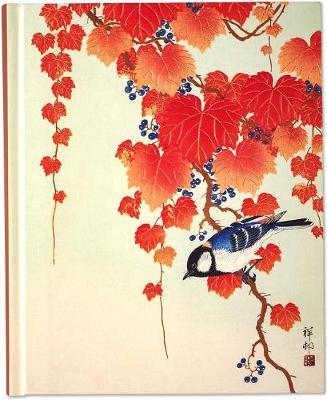 Bird and Red Ivy Journal (Diary, Notebook)