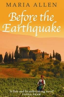 Before the Earthquake by Maria Allen image