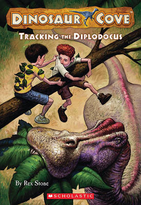 Tracking the Diplodocus by Rex Stone