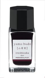 Pilot Iroshizuku Ink - Crimson Glory Vine, Yama-budo (15ml)