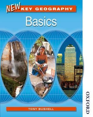 New Key Geography Basics by Tony Bushell image
