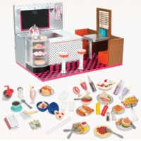 Our Generation: Bite to Eat - Retro Diner Playset