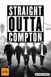 Straight Outta Compton on UHD Blu-ray