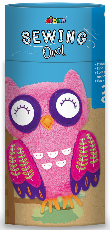 Avenir: Sewing Doll Kit - Owl